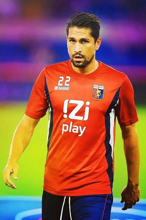 Marco Borriello team Genoa CFC