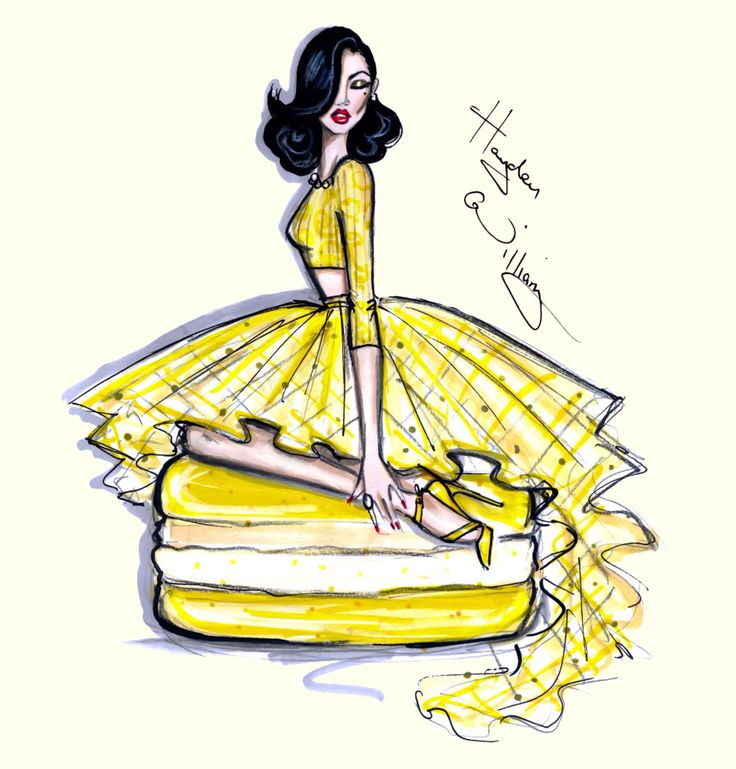images about Fashion Illustration Fashion
