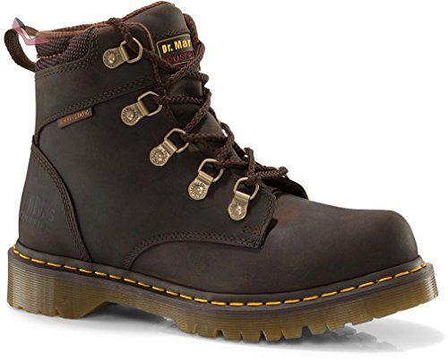 Dr. Martens, Bottes pour Homme - rouge - Gaucho, 46 EU - Chaussures dr martens (*Partner-Link)