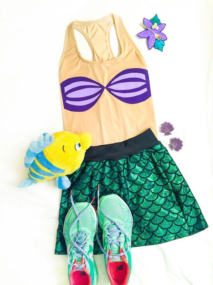 run-disney-ariel-mermaid-running-costume