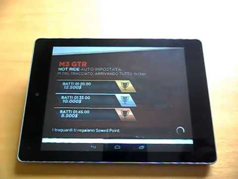Acer Iconia A1: Focus Performance e Gaming (+playlist)