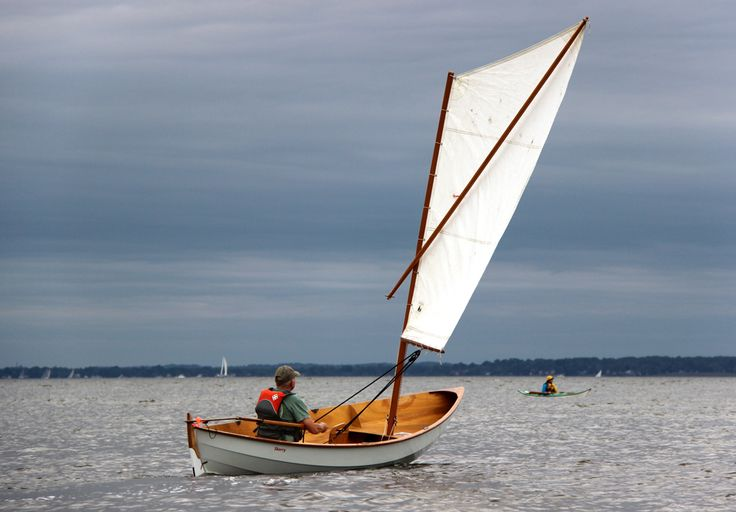 Skerry 15 Foot Double Ender Fast Rowing And Sailing Dinghy   Autos Post