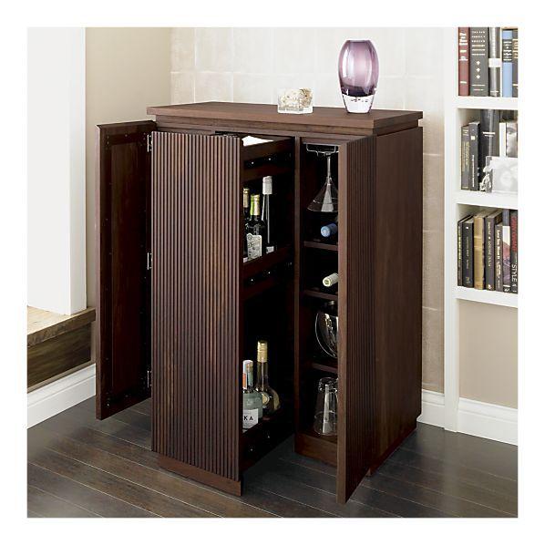monaco bar cabinet in bar cabinets