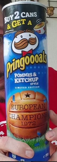 Pringles Pommes & Ketchup...Germany