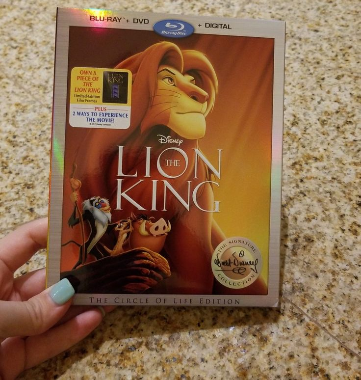 Disney's BORN IN CHINA & THE LION KING Signature Collection Both Available on Blu-ray Tomorrow (8/29)