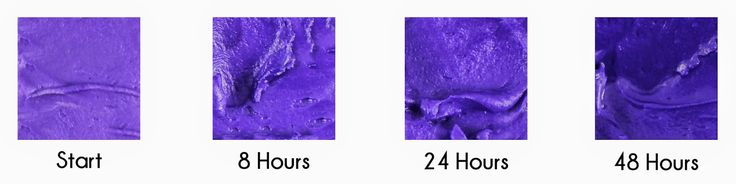 How to Make Purple Royal Icing