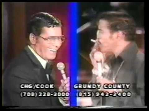 Great tribute by Jerry Lewis during the 1990 MDA Telethon to Sammy Davis Jr., who had died on May 16, 1990. [Video]