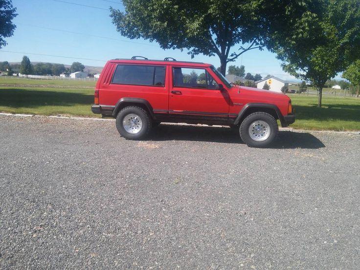 1996 2 door Jeep Cherokee Sport Jeep cherokee, Jeep