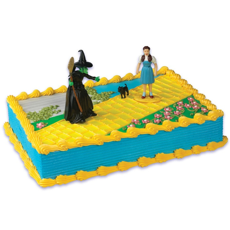 How To Make A Wizard Of Oz Cake