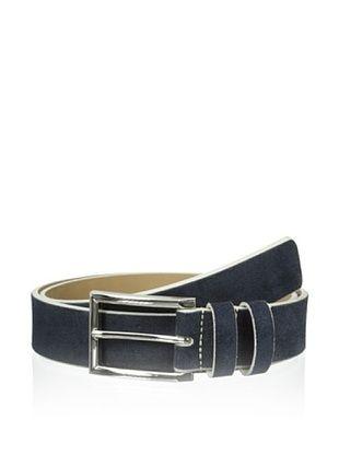 50% OFF Cafe Bleu Men's Casual Belt (Blue)