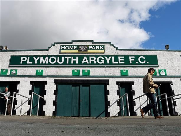 Home Park Of Plymouth Argyle