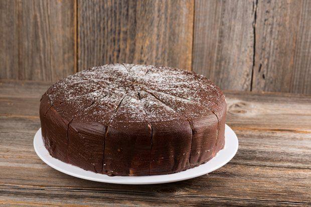 Was Ihr braucht: 1Pk Backpulver 300g Butter 1EL Butter für die Form 5 Eier 50g Kakao 150g Mandeln gemahlen 150g … Continued
