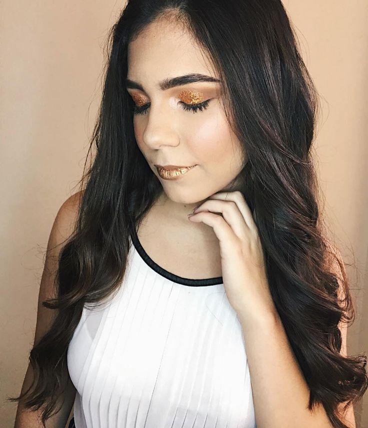 En resumen este makeup es puro G L O W✨ me encanto me enamore �� @armoniadecolor es la demostración de que cuando las cosas se hacen con amor todo sale perfecto�� love ittt❤  http://ameritrustshield.com/ipost/1556239139232405905/?code=BWY30B3gdmR
