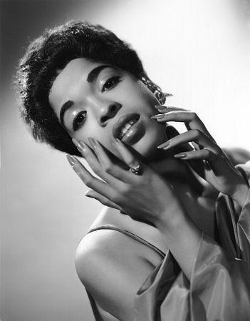 Della Reese Nov. 4, 1955.