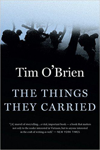 The Things They Carried: Tim O'Brien: 9780544309760: Amazon.com: Books
