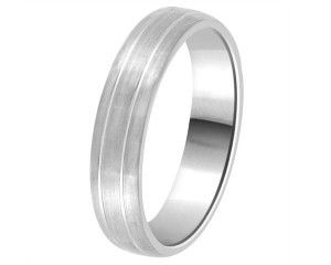 Perfect Ring Jewellers – Gents Wedding Band GWR1017