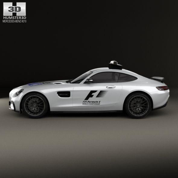 Mercedes Benz Amg Gt S F1 Safety Car 2015 Mercedes Benz Amg Car Safety Mercedes Benz