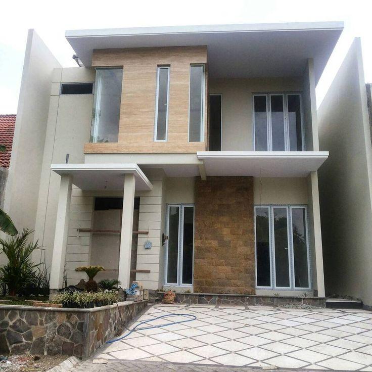 Model Rumah Minimalis 2 Lantai 05