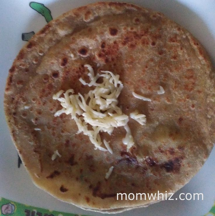 Kids loves cheese!!! Be it in Slice,Cubes or cheese spread and its an healthy option as well. Even those kids who are a fussy about milk they also could not resist cheese.There are lot of items that can be made from cheese, one of such is Cheese Paratha. It can be made for breakfast or tiffin and the best part is that