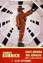 Kubrick: 2001 Odisea del Espacio