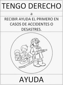EL BARRIO DE MI COLE: FICHAS SOBRE LOS DERECHOS DEL NIÑO