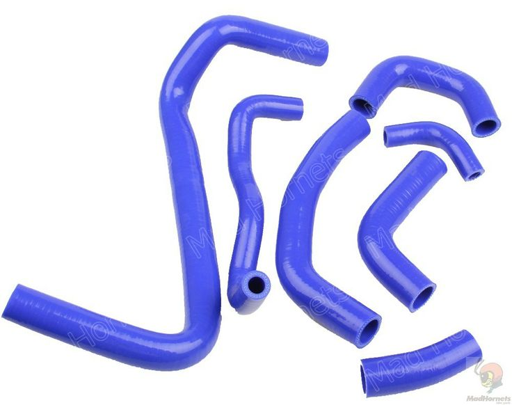 Mad Hornets - Silicone Radiator Coolant Hose Honda CBR600RR 2003-2006, Blue or Red, $64.99 (http://www.madhornets.com/silicone-radiator-coolant-hose-honda-cbr600rr-2003-2006-blue-or-red/)