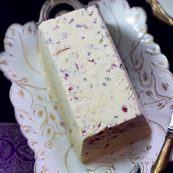 This Italian torrone recipe is filled with delicious pistachios and cranberries. It's a festive dessert perfect for Christmas or New Year's Day.