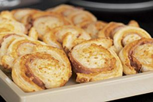 Ready-made puff pastry will fool your quests into thinking you spent hours making these impressive-looking appetizers.