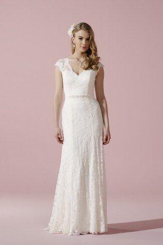 11 best Brautkleid images on Pinterest | Wedding frocks, Short ...