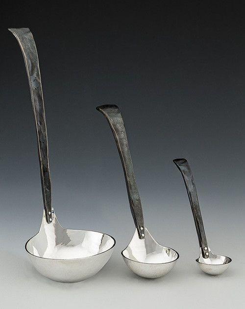 Craftsmen Ladles – SterlingAndSteel