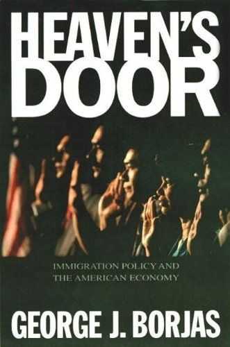 Heaven's Door: Immigration Policy and the American Economy by George J. Borjas. $30.78. Publisher: Princeton University Press (November 28, 2011). Author: George J. Borjas. 288 pages