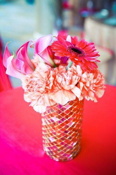 Pretty in Pink Flowers!
