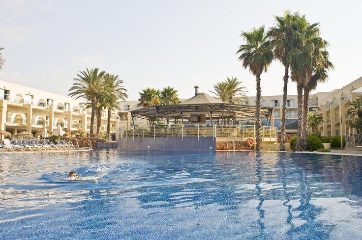 Cabogata Garden Hotel & Spa **** #gardenhotels #andalucía #almería