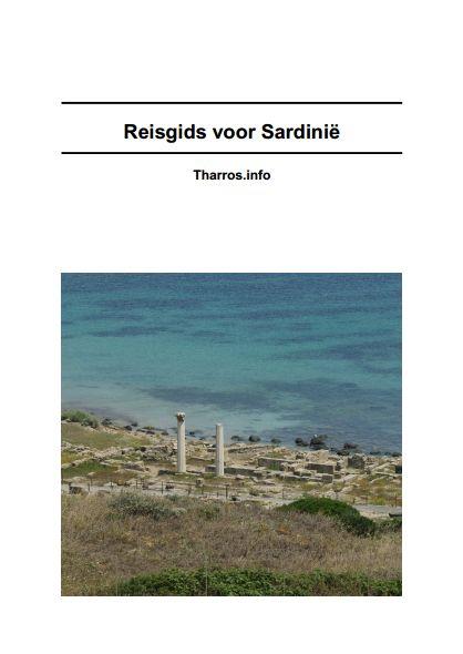 T. Kriek – Reisgids voor Sardinië