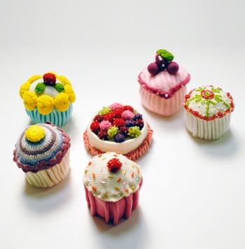 Pin CushionSewing, Cupcakes Pin, Pin Cushions, Sweets Treats, Sugar Cushions, House8810 Online, Pincushions, Online Catalog, Crafts