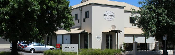 Join us for a free guided viewing tour to learn the history of Haigh's and how we make premium quality chocolate from cocoa beans sourced from plantations around the world.   #SouthAustralia #tours #chocolate