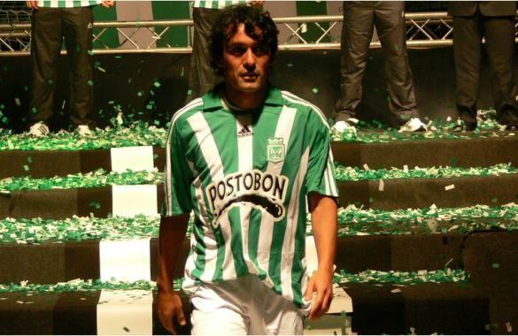 Uniformes Adidas Del Atlético Nacional 2009