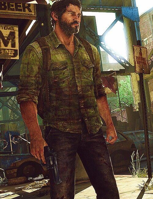 The Last of Us - Joel. Mighty fine. ^__^