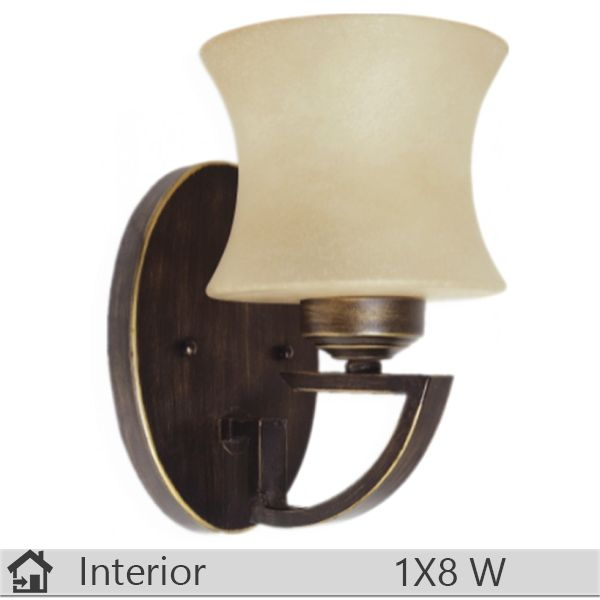 Aplica iluminat decorativ interior Klausen, gama Calipso, model AP1 http://www.etbm.ro/aplica-iluminat-decorativ-interior-klausen-gama-calipso-model-ap1