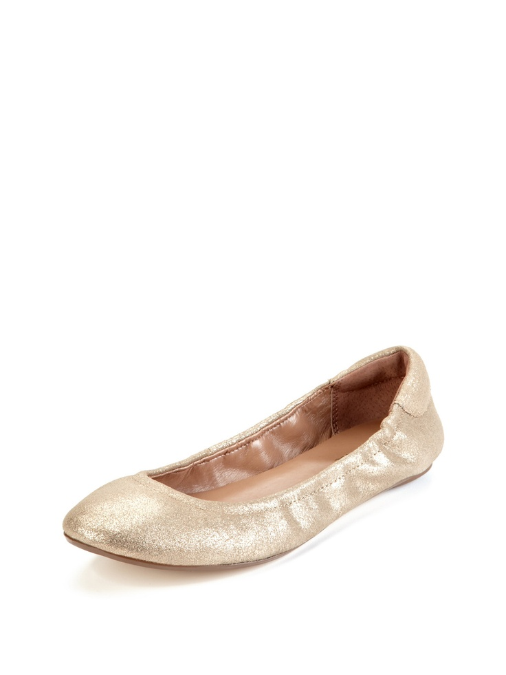 Bella Ballet Flat by Elorie at Gilt