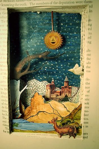 """Tender Letters, could be the name of this """"book kingdom"""" created by the person of glass_orthodoxy's journal"""