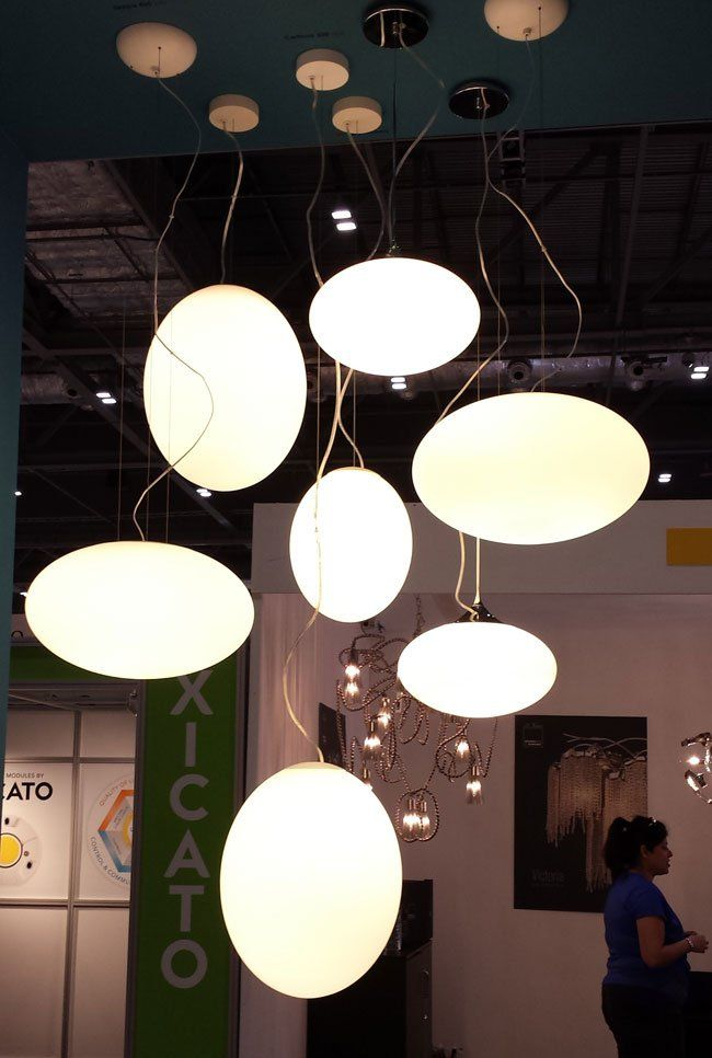 Great Light Fittings we Saw and Liked at the Lighting Show #MayDesign Series