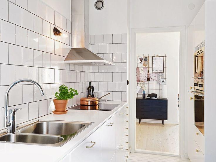 INTERIOR| Scandinavian living in Göteborg