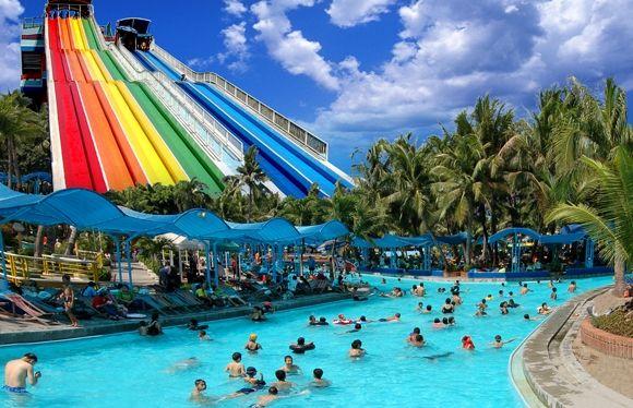 Аквапарк Leoland #аквапарк  Интересный, забавный аквапарк...