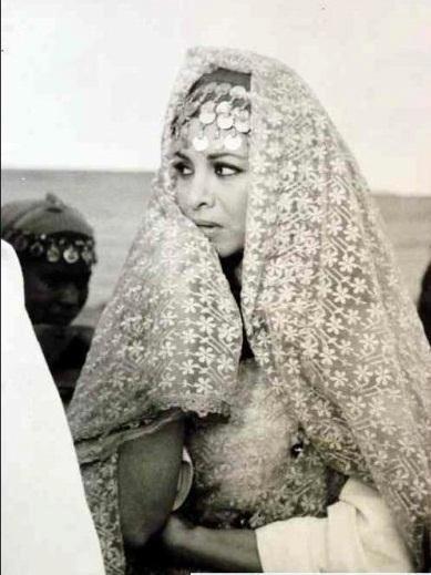 ُEgyptian actress Faten Hamama