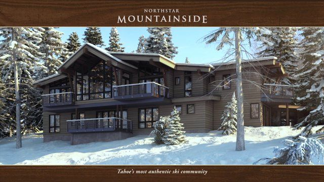 14 best mountainside at north star images on pinterest for Lake tahoe architecture firms