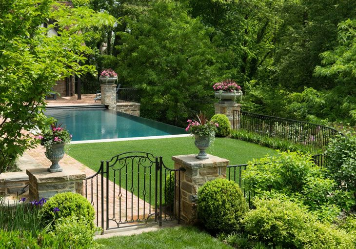 48 best beautiful pool images on pinterest pools for Hess landscape architects