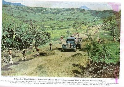 Historia de El Salvador: EL CAFE EN LOS AÑOS 1940.