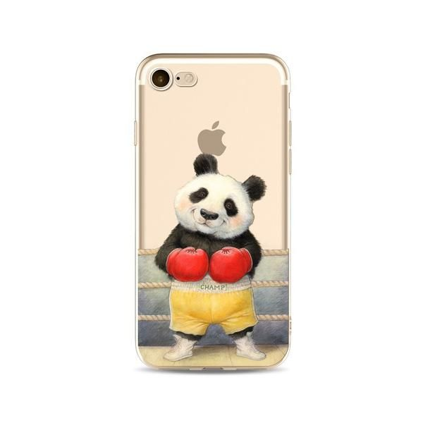 coque iphone 7 boxe | Animal phone cases, Iphone cases, Mandala ...
