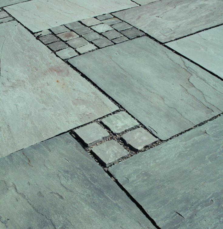 Simple Naturstein Natursteine Sandstein Verband Platten und Pflaster Woodworking Outdoor